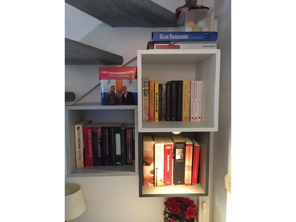 small library, incl games